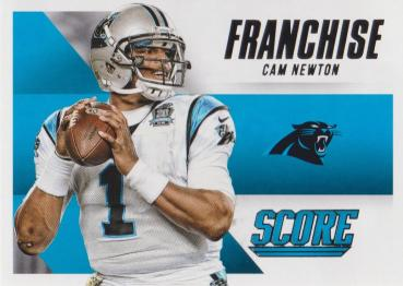 Carolina Panthers NFC Champion NFL Sport Plakette
