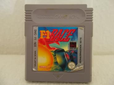 F1 Race Gameboy Classic