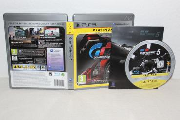 Gran Turismo 5 Platinum Edition PS3