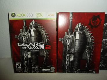 Gears of War 2 - Limited Edition X Box 360