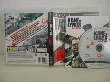 Kane&Lynch: Dead Men PS3