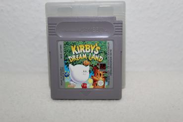 Kirby's Dream Land Gameboy Classic