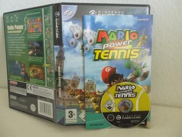 Mario Power Tennis Nintendo Game Cube