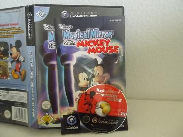Disney's Magical Mirror Starring Mickey Mouse Nintendo Game Cube