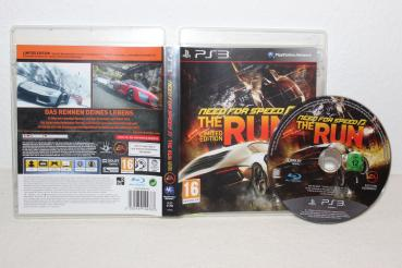 Need for Speed The Run Limited Edition PS3