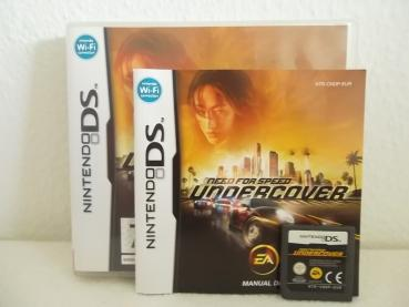 Need For Speed - Undercover Nintendo DS