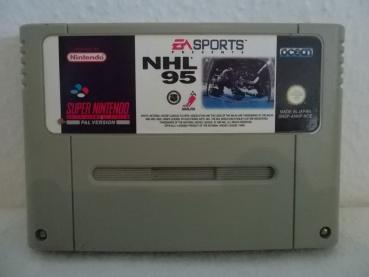 NHL 95 Super Nintendo