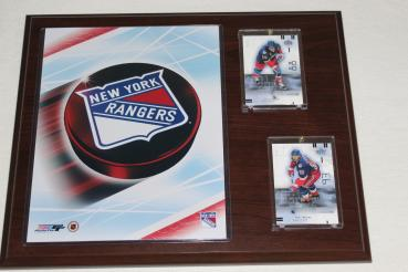 New York Rangers 2001-2002 Sport Plakette NHL