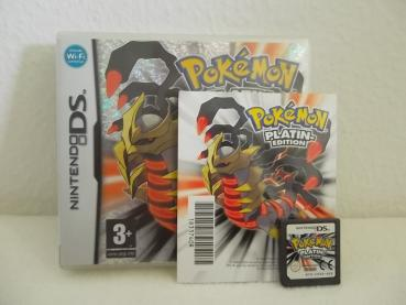 Pokemon Platin-Edition Nintendo DS