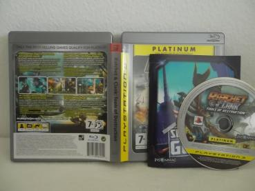 Ratchet & Clank: Tools of Desctruction PS3