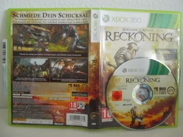 Reckoning - Kingdoms of Amalur X Box 360
