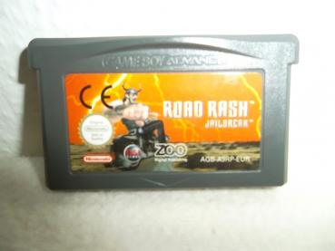 Road Rash Jailbreak Gameboy Advance