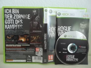 Rogue Warrior X Box 360