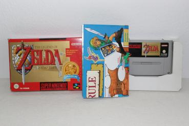 The Legend of Zelda - A Link to the past Super Nintendo