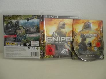 Sniper Ghost Warrior 100 % Uncut PS3