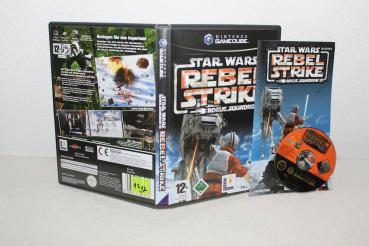 Star Wars Rogue Squadron III Rebel Strike Nintendo Game Cube