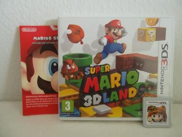Super Mario 3D Land Nintendo DS3