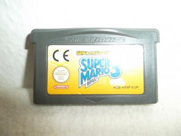 Super Mario Advance 4 Super Mario 3 Gameboy Advance