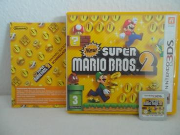 New Super Mario Bros. 2 Nintendo DS3