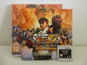 Super Street Fighter 4 Nintendo DS3