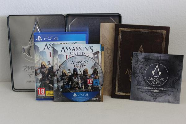Assassin's Creed Unity - Bastille Edition PS4