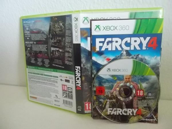 Farcry 4 Limited Edition X Box 360