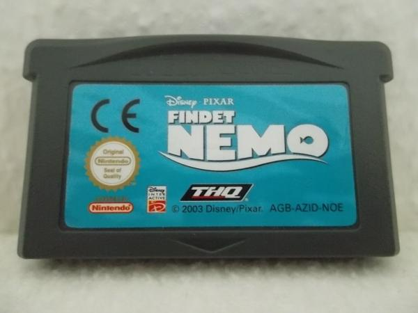 Findet Nemo Gameboy Advance