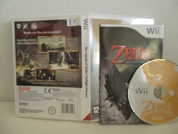 The Legend of Zelda: Twilight Princess Nintendo Wii