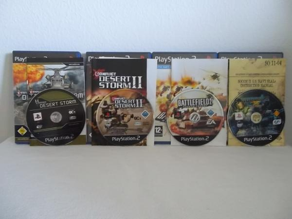 Action Shooter Set PS2