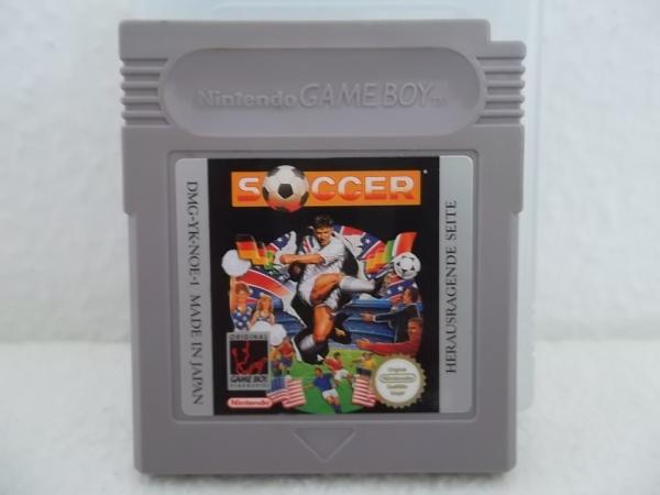 Soccer Gameboy Classic