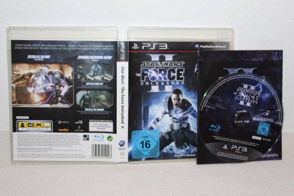 Star Wars: The Force Unleashed II PS3
