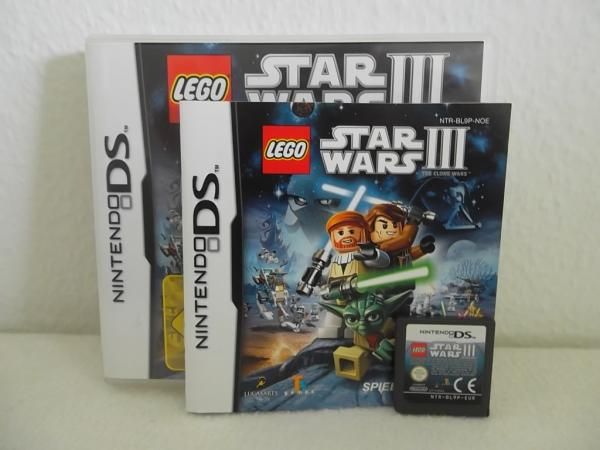 Star Wars III - The Clone Wars Nintendo DS