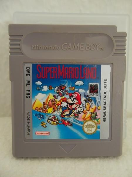 Super Mario Land Gameboy Classic