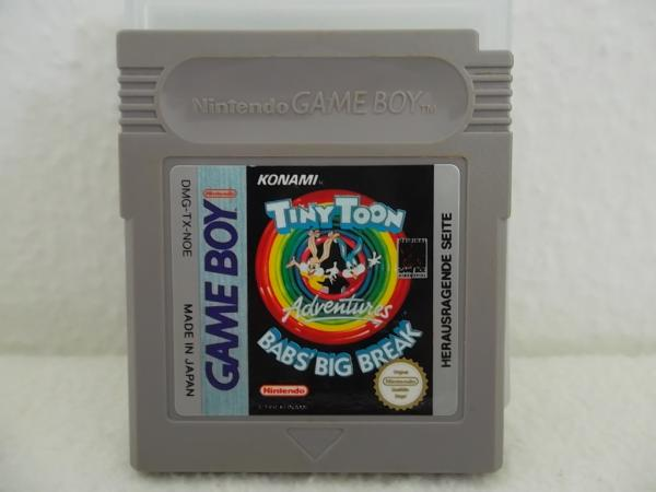 Tiny Toon - Bab's Big Break Gameboy Classic
